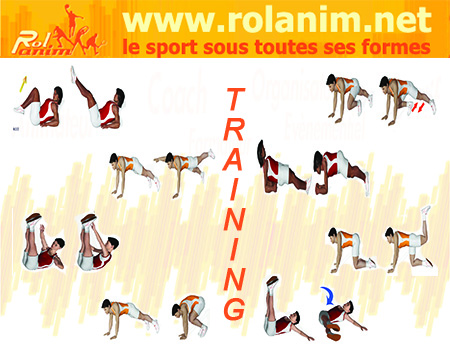 RolAnim - Circuit training
